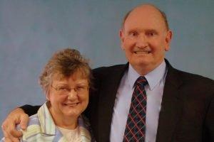 Jim and Rita Fink