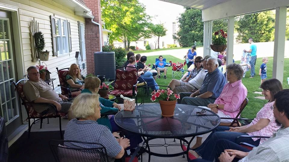 Back Yard Fellowship
