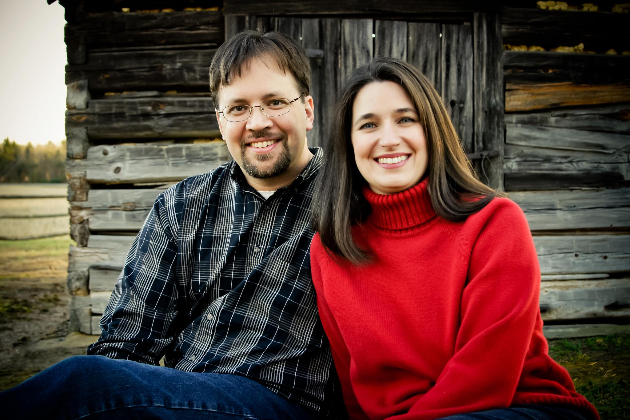 Pastor Kirk and wife Shelly