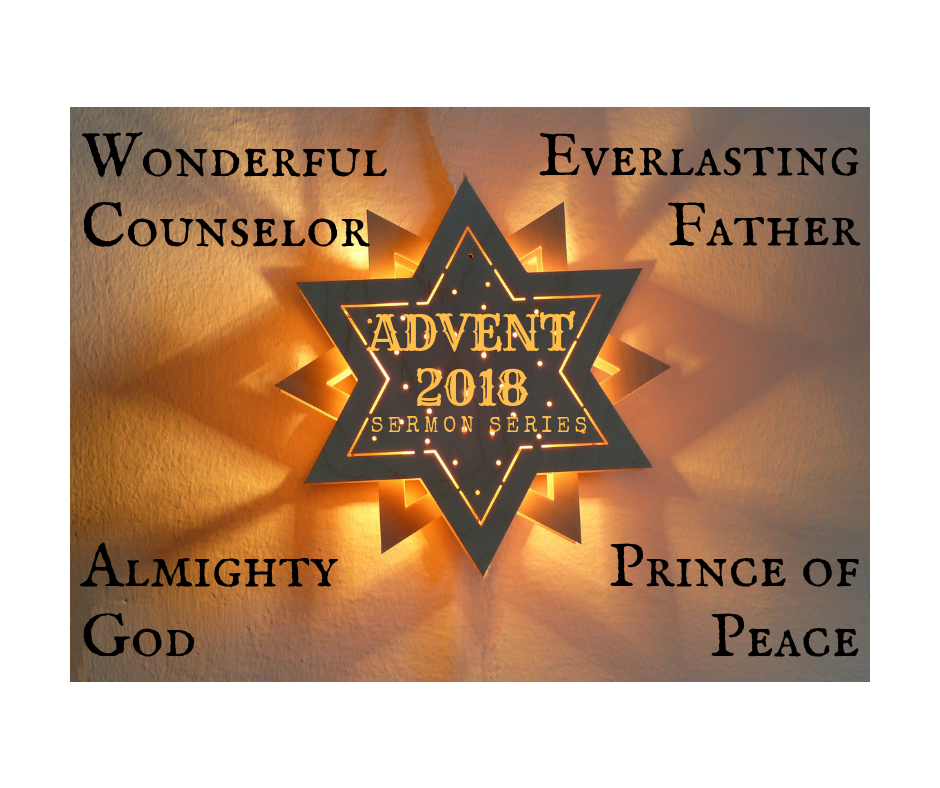 Current Preaching Series on Advent